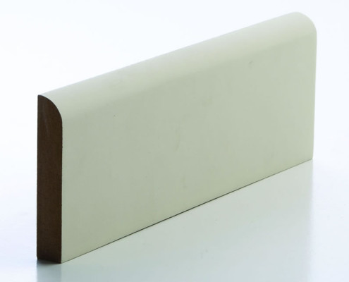 MDF Mouldings – Skirting / Architraves - Bullnose