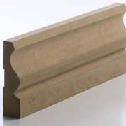 MDF Mouldings – Skirting / Architraves - Colonial 1