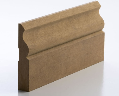 MDF Mouldings – Skirting / Architraves - Colonial Long Nose