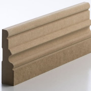 MDF Mouldings – Skirting / Architraves - Heritage Pointed